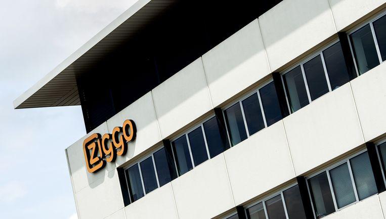 Ziggo, één van de grootste tv-distributeurs van Nederland. Beeld null