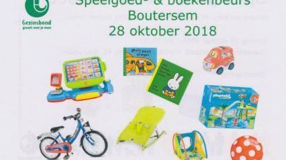 Speelgoed- en boekenbeurs in gemeentelijke feestzaal