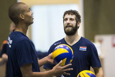 Ex-international Van Harskamp start volleybalschool in Wijchen en Nijmegen