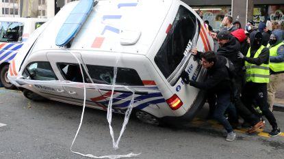 Gele hesjes betogen zaterdag aan Europees parlement: automobilisten moeten Brussel absoluut vermijden