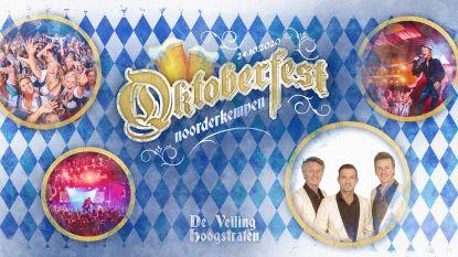 Oktoberfest Noorderkempen: 3.500 tickets verkocht op amper twee uren