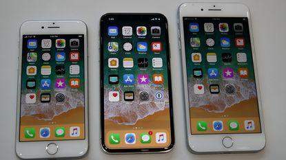 """""""Productie iPhone 8 al na 1 maand gehalveerd"""""""