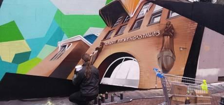 Kings of Colors Festival uit Den Bosch genomineerd voor Dutch Street Art Awards