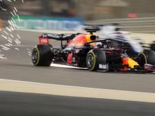 Verstappen start van vertrouwde derde plek in Bahrein, pole voor Hamilton