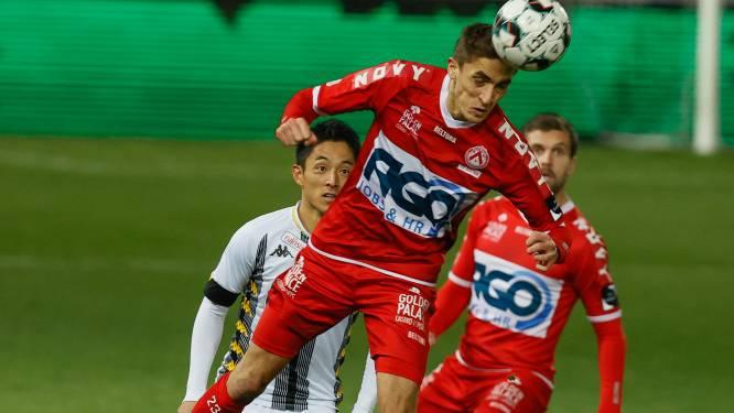 """Julien De Sart niet tevreden na draw KV Kortrijk: """"Wij trapten dertien keer naar doel, Charleroi één keer. Dan moet je winnen"""""""