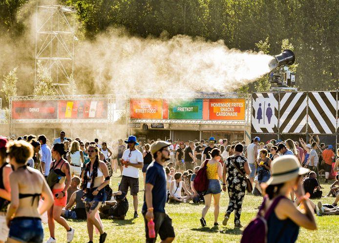 Illustratiebeeld: het festival vorig jaar.