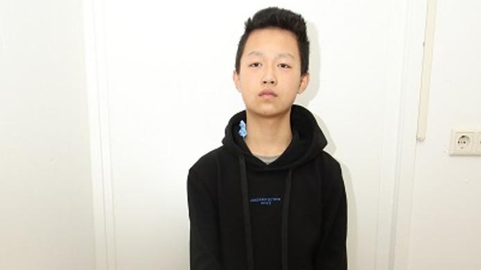 De Chinese jongen die afgelopen week werd gevonden op Utrecht CS.