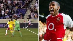 Thierry Henry vandaag jarig: herinnert u zich deze vijf pareltjes van de Fransman nog?