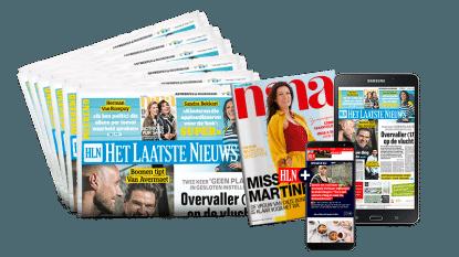 Record voor HLN: 2.014.000 lezers