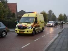 Persoon op scooter gewond door aanrijding met auto in Drunen