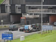 Kennedytunnel krijgt grondige opknapbeurt in najaar 2021: nieuwe ledverlichting en gebonden asbest worden verwijderd