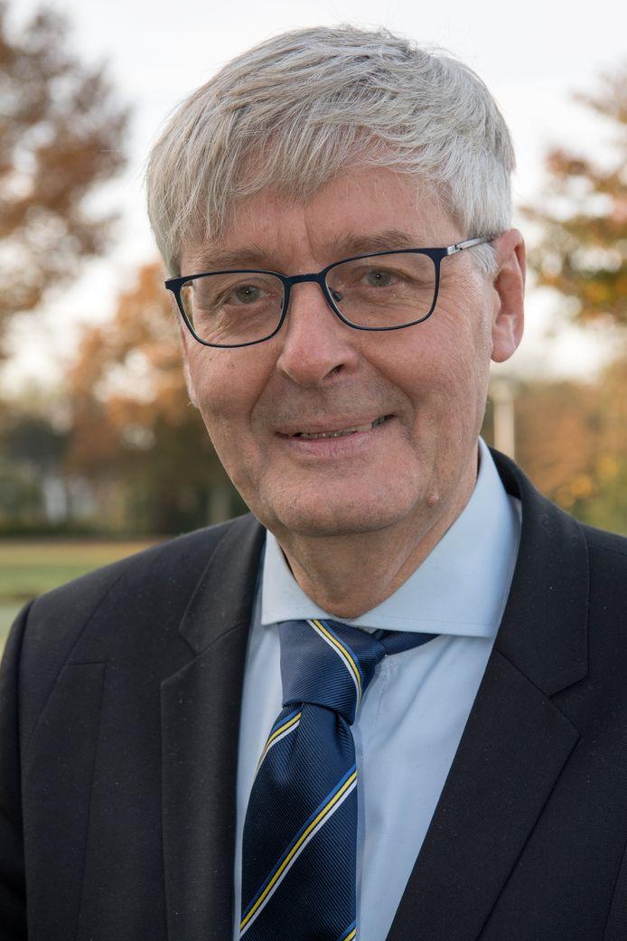 Wethouder Ko Scheele.