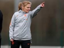 Wiegman wordt na Olympische Spelen coach van Engeland: 'Geweldig dat ik hier mag werken'