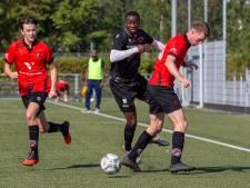 MOC'17 maakt hardhandig kennis met zaterdagvoetbal, FC Bergen verliest stevig bij rentree