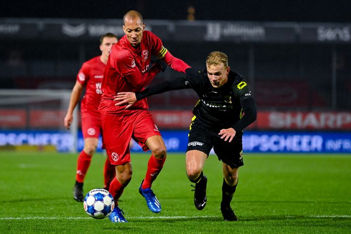 Almere City FC - Go Ahead Eagles