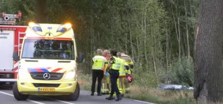Automobilist gewond bij eenzijdig ongeval in Groenlo