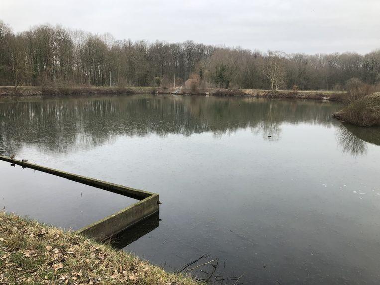 De Vogelzangvijver in Melsbroek zal voorlopig niet gesaneerd worden. De gemeente wil eerst achterhalen wie verantwoordelijk is voor de historische vervuiling.