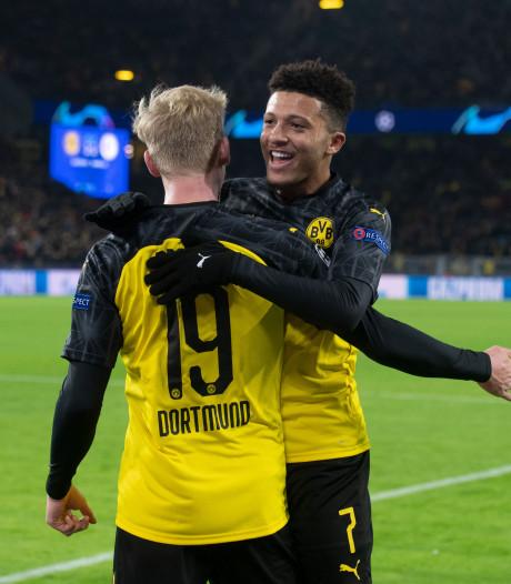 Fati jongste doelpuntenmaker ooit in CL, Borussia Dortmund gaat door