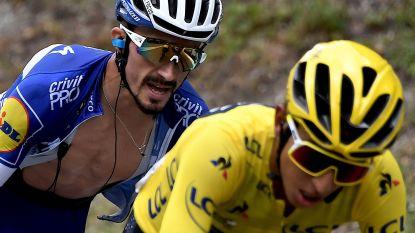 Bonificatieseconden blijven in Tour, maar UCI moet nog goedkeuring geven