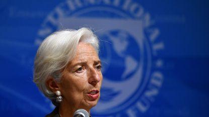 IMF-topvrouw Lagarde stelt reis naar Saoedi-Arabië uit om verdwijning Khashoggi