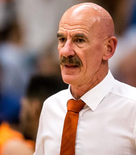 Vier debutanten in basketbalselectie Oranje