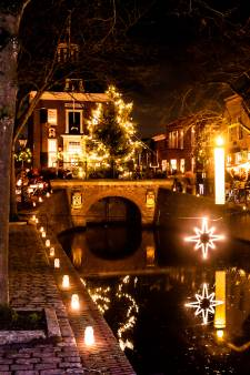 Nieuwpoort vol lichtjes: het is kerst in het kleinste stadje van Holland
