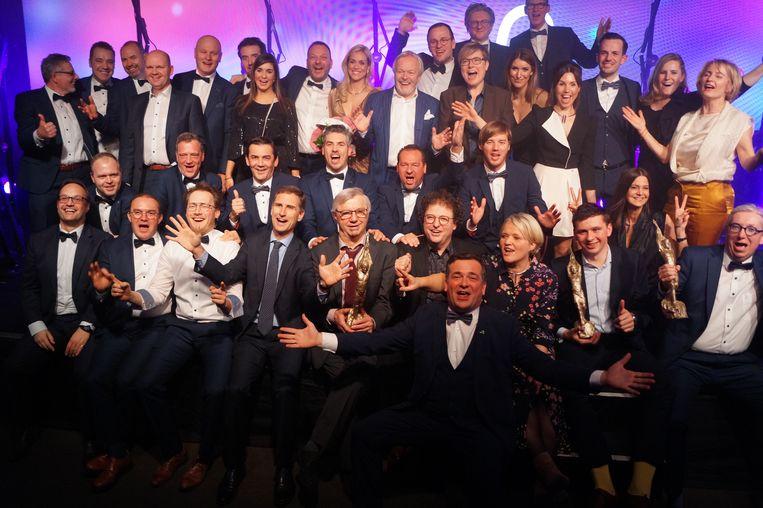 De winnaars van de 23ste Roeselare Awards