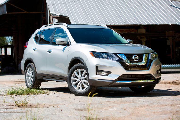 Vooral de verkopen van Nissan-auto's kelderden flink. Beeld AP