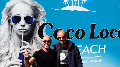 """Matty Creus ontvangt Tom Boonen in zijn strandbar Coco Loco Beach: """"Topkerel, met voetjes op de grond"""""""