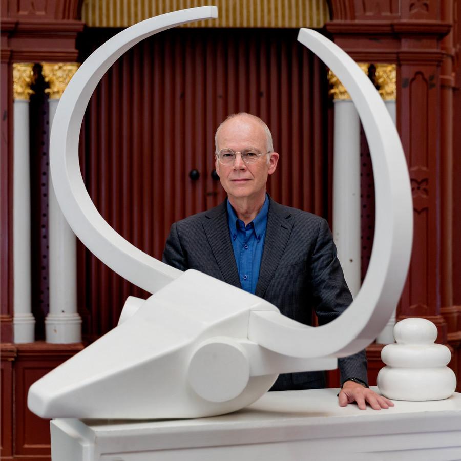 Oscar Schrover, sinds mei de nieuwe voorzitter van STOK.