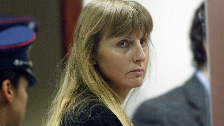 Michelle Martin, de vrouw van Marc Dutroux Beeld afp