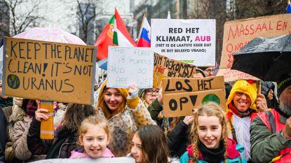Ruim 23.000 Belgen interpelleren klimaatministers na oproep Act For Climate Justice