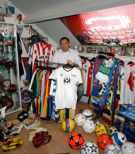 Voetbalmuseum in Mierlo opent medio maart