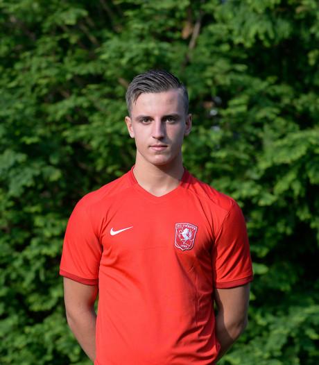 FC Twente verhuurt Siebe Schets aan Go Ahead Eagles