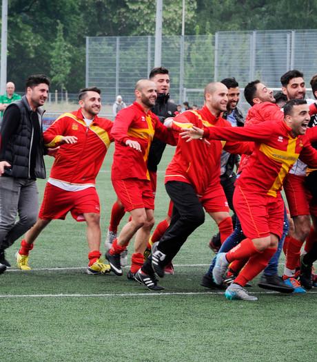 FC Aramea wint met forse cijfers en hoopt op periodetitel