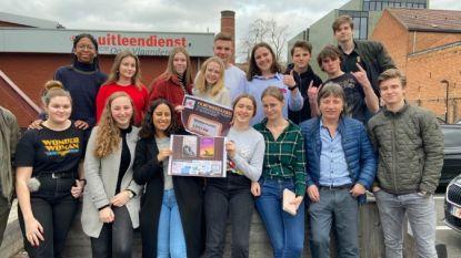 Leerlingen Sint-Catherinacollege organiseren filmtweedaagse voor SOS Wilde Dieren en De Kleppe