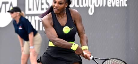 Serena Williams bat sa sœur Venus et file en quarts à Lexington