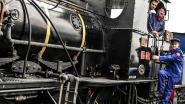 Vzw Stoomtrein pakt uit met locomotief uit 1891 voor weekend Scheldeland in Stoom