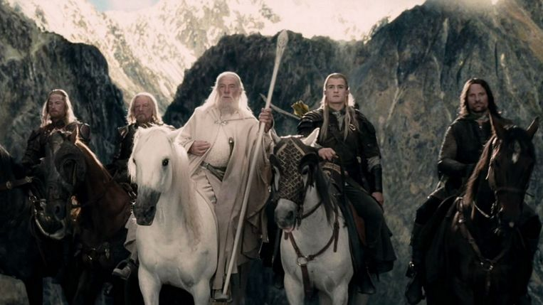 null Beeld Still Lord of the Rings