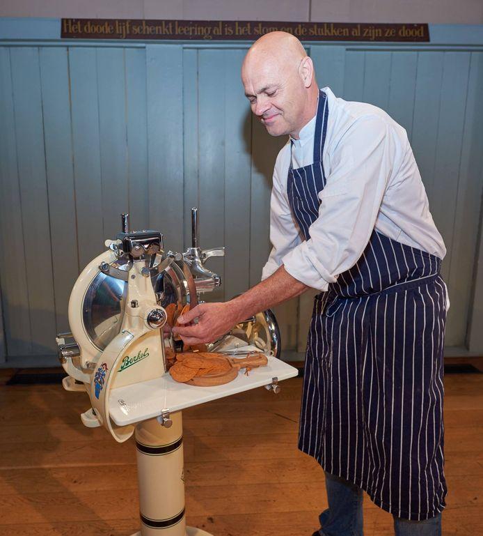 Jaap Korteweg, oprichter en directeur van De Vegetarische Slager.