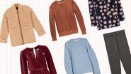 In deze 15 kledingitems voelt het aan alsof je de hele dag onder een dekentje ligt