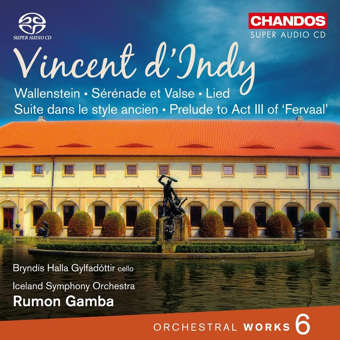 Iceland Symphony Orchestra en Rumon Gamba - Vincent d'Indy, Orchestral Works Vol. 6