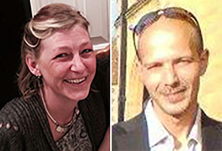 Dawn Sturgess en Charles Rowley.