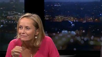 """""""Dat gaat mevrouw De Wever niet zo grappig vinden"""""""