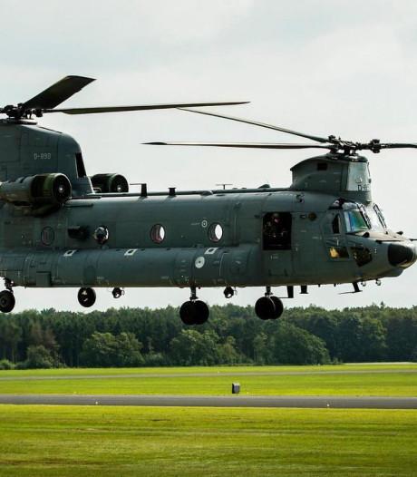 Massale steun voor petitie geluidzone vliegbasis Gilze-Rijen
