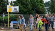 Geen festivalbussen meer door Wakkerzeel