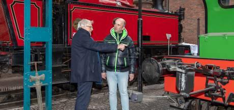 Stoomtrein Goes-Borsele werft vrijwilligers: 'Dat nostalgische gevoel wil ik graag levend houden'