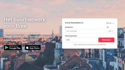 Bree brengt buren dichter bij elkaar met platform 'Hoplr'