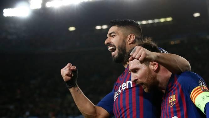 """Luis Suárez: """"Ik weet hoe hard Messi heeft afgezien.  We hebben alle twee geleden onder de situatie"""""""