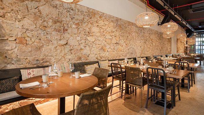Le restaurant Xavier Pellicer est n°1.